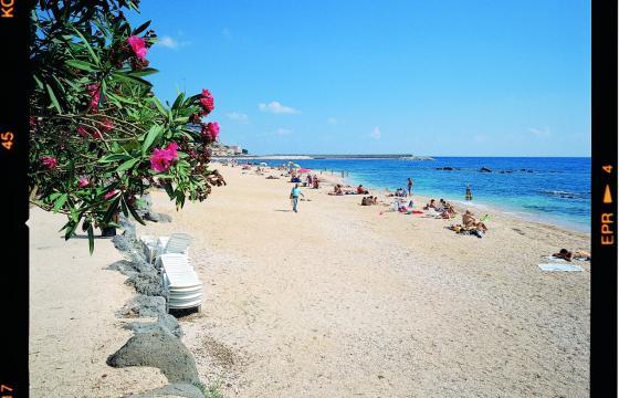 Dorgali, spiaggia di Palmasera
