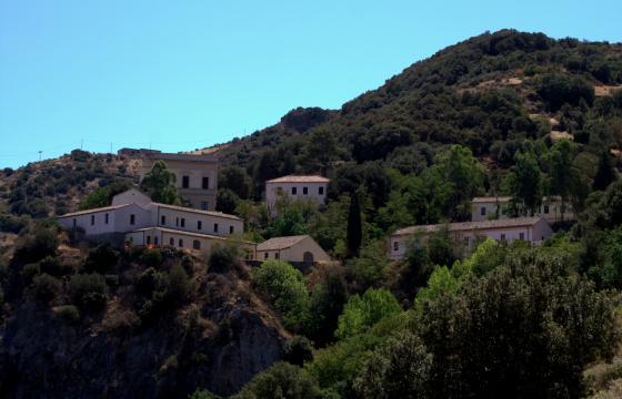Villasalto, miniera Su Suergiu