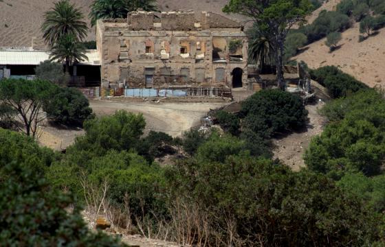 Gonnesa, miniera di Monte Onixeddu
