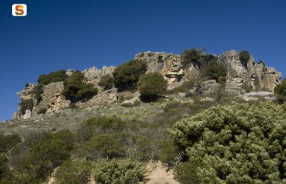 Zona archeologica Su Casteddu, Ussassai [foto Alinari, Loi Elisabetta]
