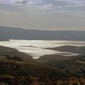 Panorama sul lago Mulargia Autore: Ruiu Domenico