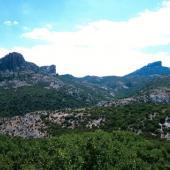 Foresta di Montes, panorama - Autore: Chiaramida Antonello
