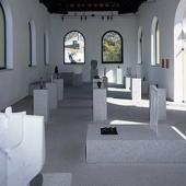 Orani, Museo Nivola: lavatoio