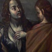 Seui, un dipinto della Galleria Civica