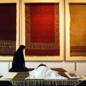 Samugheo, Museo dell'Arte Tessile Sarda: tapinos de mortu