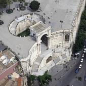 Cagliari, Bastione Saint-Remy