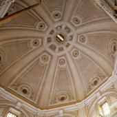 Cagliari, Chiesa di Sant'Antonio Abate: la cupola