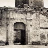 Cagliari, Porta Cristina, 1854