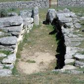 Nurallao, tomba dei giganti Aiodda