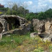 San Basilio, terme romane