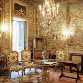 Arredi della Villa d'Orri