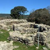 Serri, santuario di Santa Vittoria