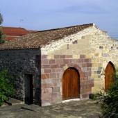 Barumini, chiesa di San Giovanni