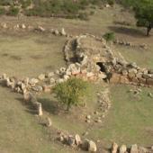 Gonnosfanadiga, tomba di giganti di San Cosimo