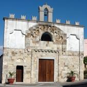 Guspini, chiesa Santa Maria di Malta