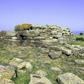 Siddi, tomba di giganti Sa Domu 'e S'Orku
