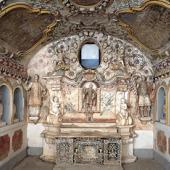 Fonni, santuario della Vergine dei Martiri