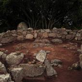 Teti, capanna nuragica del villaggio S'Urbale