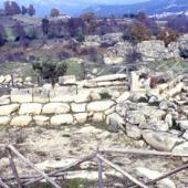 Villagrande Strisaili, tomba di giganti di Pradu Su Chiai