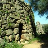 Arzachena, nuraghe Albucciu