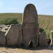 Arzachena, tomba di giganti di Coddu Vecchiu
