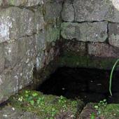 Calangianus, fonte di Li Paladini