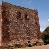 Ghilarza, torre aragonese
