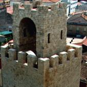 Oristano, torre di San Cristoforo (o torre di Mariano)