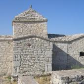 Cossoine, chiesa di Santa Maria Iscalas