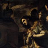 Sassari, chiesa delle Cappuccine: Martirio di San Gavino