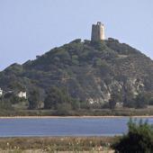 Domus de Maria, torre di Chia