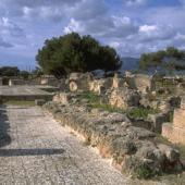 Strada romana di Nora