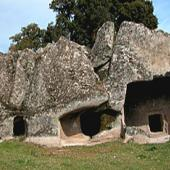 Buddusò, necropoli di Ludurru