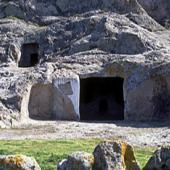 Villaperuccio, necropoli di Montessu