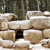 Lanusei, tomba di giganti di Selene