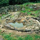 Teti, santuario di Abini