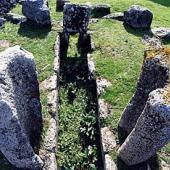 Scano di Montiferro, tomba di giganti Pedras Doladas