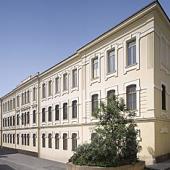 Sassari, scuole elementari di San Donato