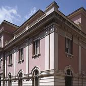 Sassari, palazzo delle Poste e Telegrafi