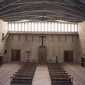 Aula della nuova chiesa di San Domenico