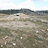 Villagrande Strisaili, tomba di giganti di Troculu