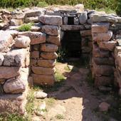 Alà dei Sardi, complesso di Sos Nurattolos