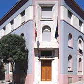 Nuoro, palazzo del Governo