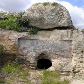 Ittiri, necropoli di Sa Figu