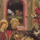 Pinacoteca Nazionale, retablo del Presepio