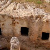 Porto Torres, necropoli di Su Crucefissu Mannu