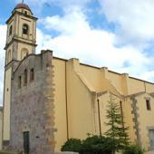 Tuili, chiesa di San Pietro
