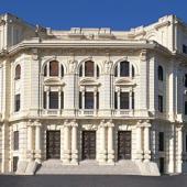 Palazzo delle scienze a Cagliari