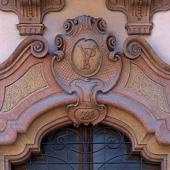 Portale del Palazzo Valdés