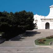 Scalinata di Bonaria a Cagliari